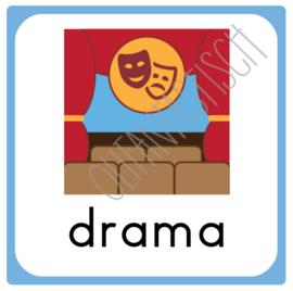 Drama | Dagplanning school