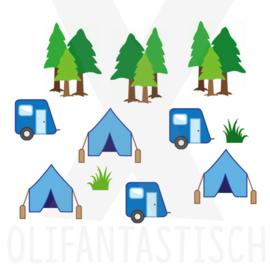 Vakantie | Camping / Kamperen