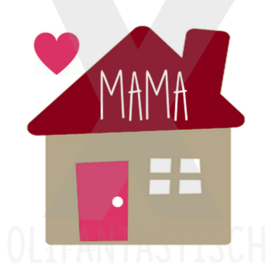 Familie | Mama is thuis