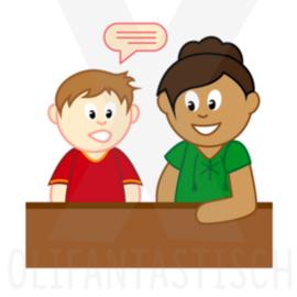 School | Overhoren/nakijken/bespreken