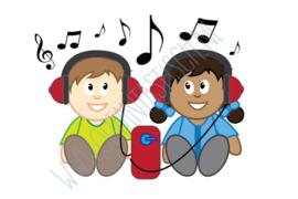Muziek luisteren / iPod