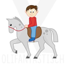 Sport | Paardrijden (jongen)