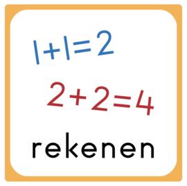 Rekenen | Dagplanning school