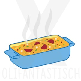 Eten & Drinken | Ovenschotel
