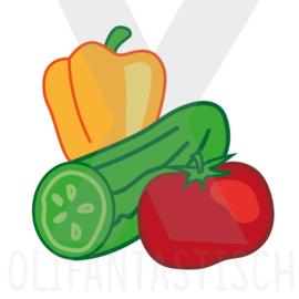 Eten & Drinken | Groente snack