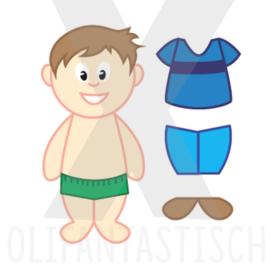 Kleding | Aankleden jongen