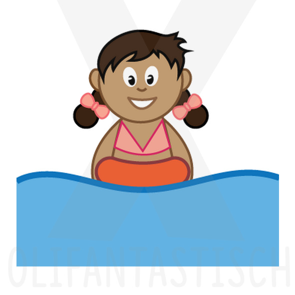 Sport | Zwemles/zwemmen meisje