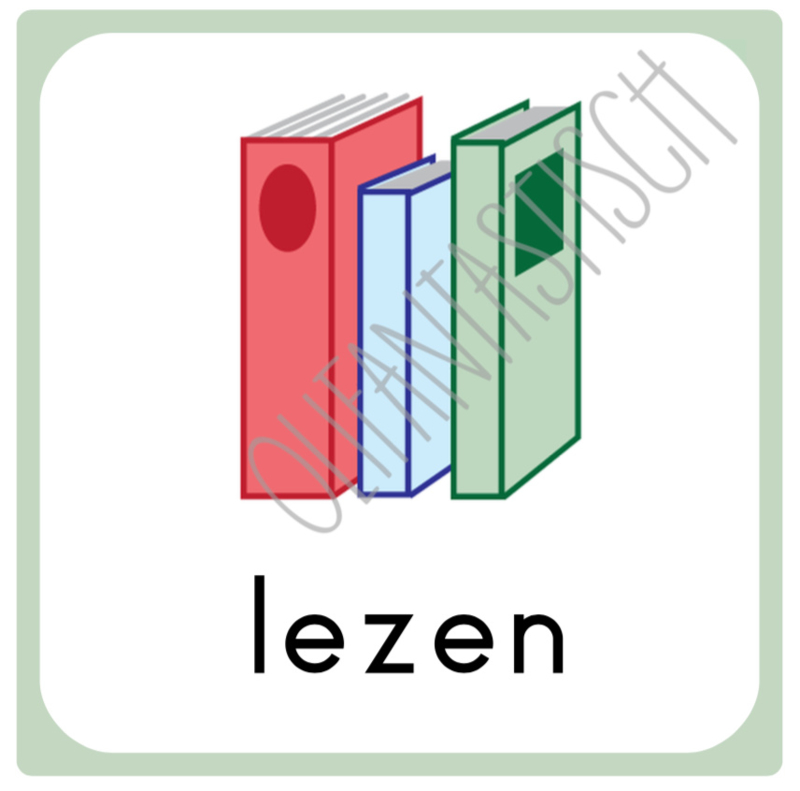 10 x 10 cm | Lezen
