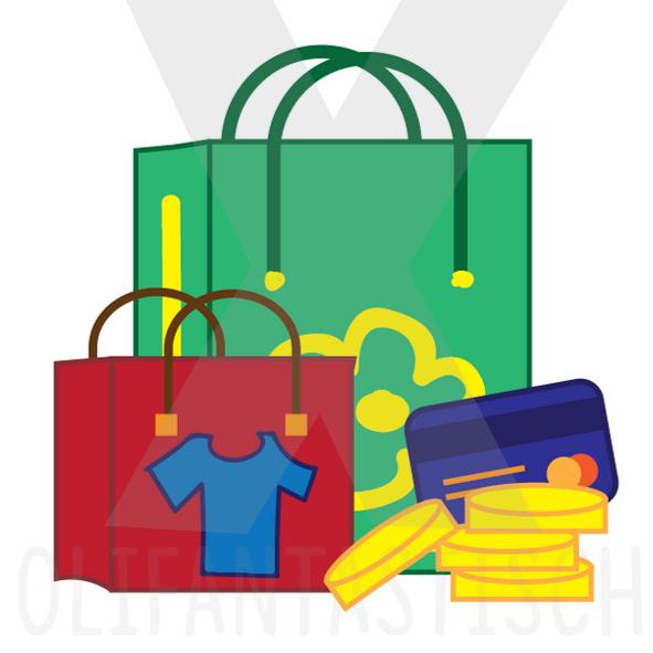 Er op uit | Winkelen/shoppen 2