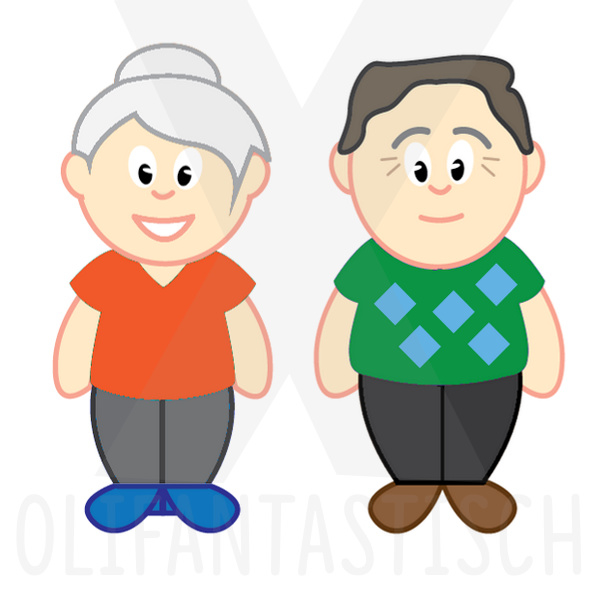 Familie | Opa en Oma 4