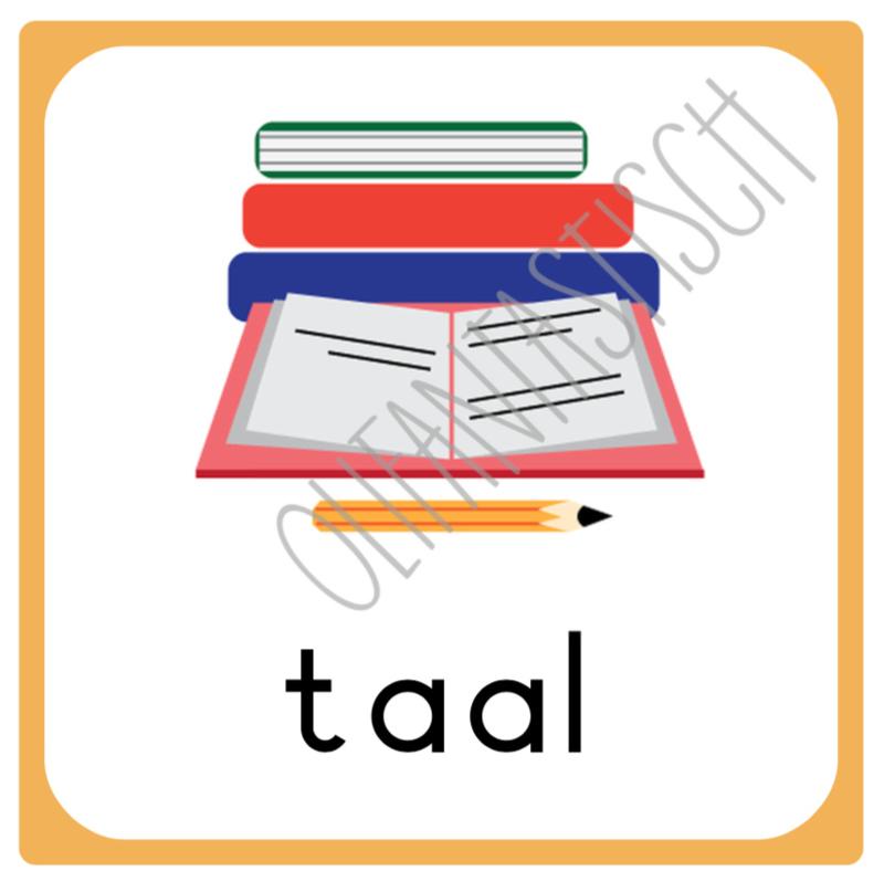 Taal | Dagritme school