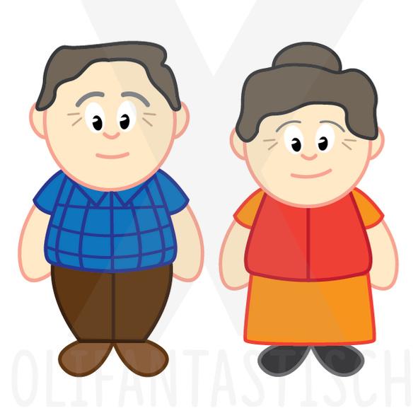 Familie | Opa en Oma 2