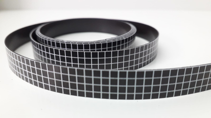 Magneetstrip ruit