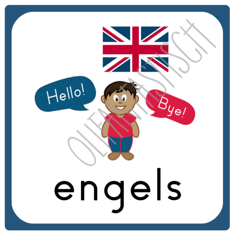 Engels | Dagritme school