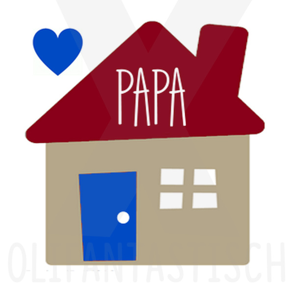Familie | Papa is thuis