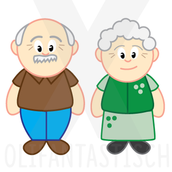 Familie | Opa en Oma 1