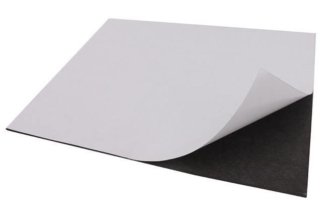Zelfklevend magneetpapier A6
