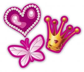 Tafelconfetti XL Prinsessen Feest