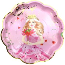 Borden Prinsessenfeest - 8 st