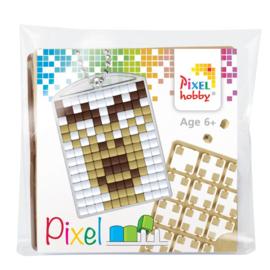 Pixelhobby Sleutelhanger Rendier