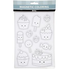 Kleur Magneten - Thema IJsjes