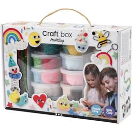 Foam en Silk Clay Cadeauset - incl. boetseergereedschap
