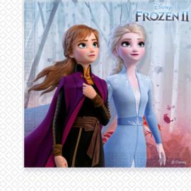 Frozen 2 Servetten - 33 x 33 cm - 20 st