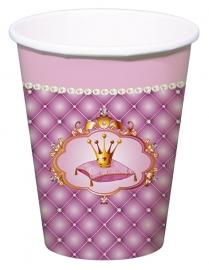 Bekers Prinsessen Feest 6 st