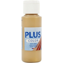 Plus Color Acrylverf Goud 60 ml