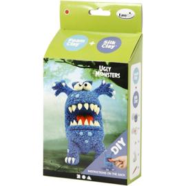 Foam Clay Funny Friends - Blauw Monster