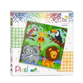 Pixelhobby - Complete Set - Dierenrijk