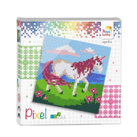 Pixelhobby - Complete Set - Eenhoorn