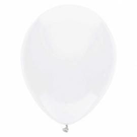 10 Ballonnen Wit