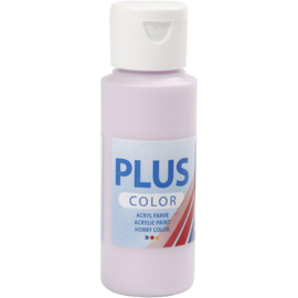 Plus Color Acrylverf Pale Lilac 60 ml