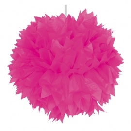 Pompoms Hard Roze