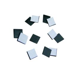 Zelfklevende Magneten | 15 mm | 10 st