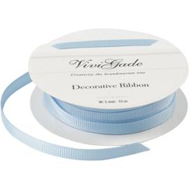 ViviGade Lint - kleur lichtblauw - 5 mm - 15 meter