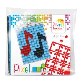 Pixelhobby Sleutelhanger Muziek