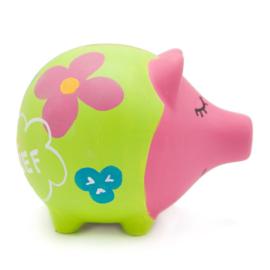 Knutselpakket Kinderfeestje - 6 x Spaarvarkens Schilderen