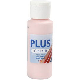 Plus Color Acrylverf Soft Pink 60 ml