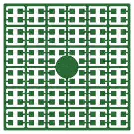Pixelhobby Pixelmatje - Donkergroen