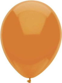 10 Ballonnen Oranje