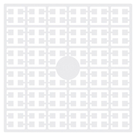 Pixelhobby Pixelmatje - Wit