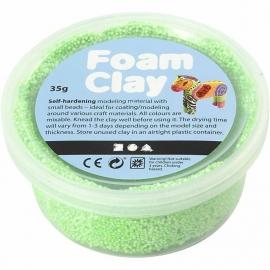 Foam Clay - Klei - Neon Groen 35 gram