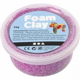 Foam Clay  - Klei - Paars 35 gram