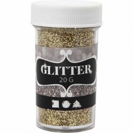 Glitter Goud 20 gram