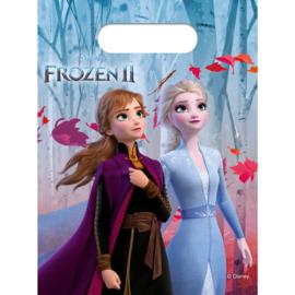 Frozen 2 Feestzakjes - 6 st