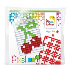 Pixelhobby Sleutelhanger Kersjes