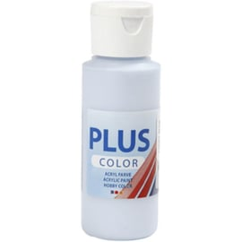 Plus Color Acrylverf Light Blue 60 ml