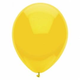 10 Ballonnen Geel